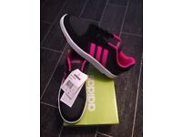 Adidas trainers 4 brand new