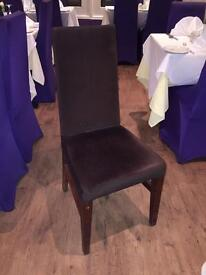 Solid wood chairs (Bargain)