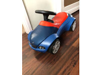 BMW Z3 ride-on toy