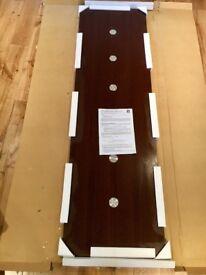 New Wenge Bath Panel - Never Used / Not Needed
