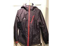 Trespass Women's Holyoke Ski Jacket - flint print size large
