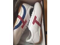 Men's Tommy Hilfiger White Trainers
