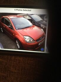 2006 Ford Fiesta 1.2 petrol manual £999