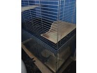 2 rodent cages for sale