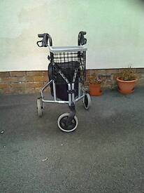 Walkers and mobility aids