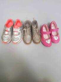 Toddler shoes and toys