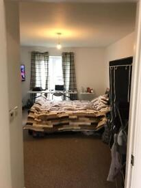 Very large double room with en suite and super fast fibre optic broadband