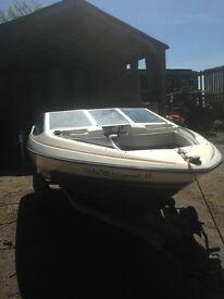 Bayliner Capri 3.0l Speed Boat