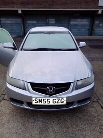 Honda Accord Automatic 2.0(2005), 84000 Milleage