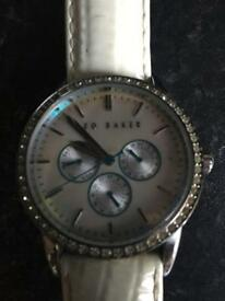 Ted Baker Chronograph Watch - Unisex