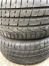 255 40 19 Bridgestone Tyres 7m Audi bmw Mercedes vw 320 e220 e gti tdi fsi a4 a5 a6 330 c250 c220 D