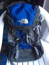 North face terra 35 backpack