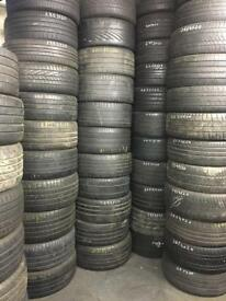 Part worn tyres wholesaler and retailer London free Dlivery available