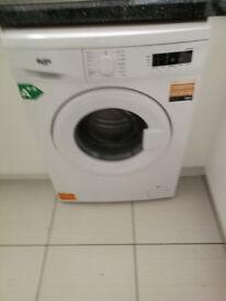Bush 6kg washing machine as new