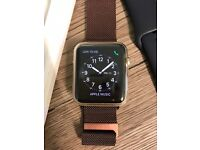 Apple Watch 42mm gold