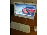 12 Months Warranty Lenovo All in One PC Computer with Office