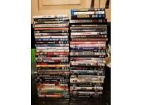 65 dvds