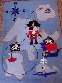 Next Pirate rug