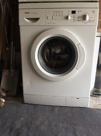 Washing machine, Bosch Classixx 1200 spin