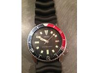Seiko automatic vintage dive watch 7002 700j