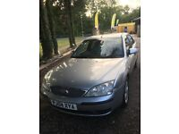 Diesel Ford Mondeo with long MOT(02/06/19)