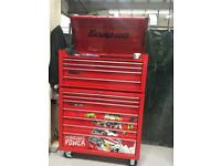 "Snap on tool box 40"" stack"