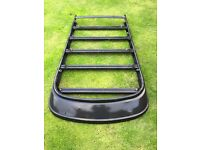 Land Rover discovery 3 expedition roof rack
