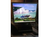 Small size Desktop with Monitor (Integrated) for sell