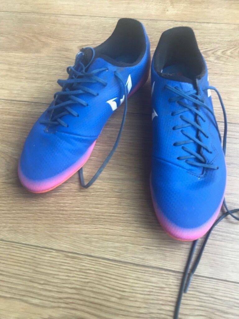 d33986825 Adidas BA9147 size 4UK Junior Messi 16.3 FG Firm Ground Football Boots