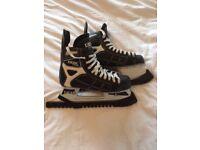 CCM Ice hockey skates, UK size 7.5 (shoe size 6-6.5)