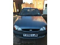 Ford Fiesta - 1.25L - Spares or Repairs