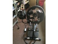 G27 Logitech Steering wheel