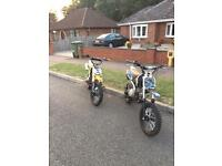Pit bike/pitbike