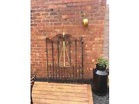 Original Scottish Church Gate / Reclaimed Garden Gate