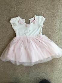 Ted Baker dress size 3-6 months