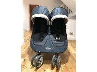 BCity mini double buggy by Baby Jogger in great condition