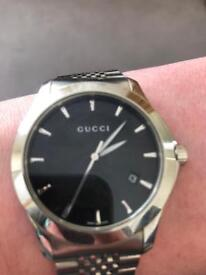Genuine Gucci men's watch