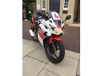 Honda cbr 125R 2015 NEW SHAPE AMAZING BIKE