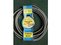 cooker cable 2metre length