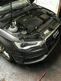 Audi s3 8V Sline parts* front end parts