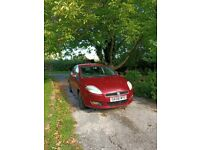 Fiat Bravo for Spares and repairs