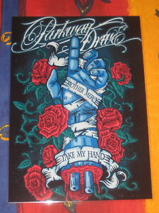 PARKWAY-DRIVE-DEEP-BLUE-MOTHER-MERCY-PROMO-COUNTER-POSTER
