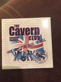 The cavern club magnet