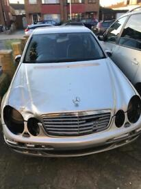 Mercedes for parts