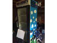 Ben & Jerrys Freezer/Cooler