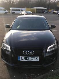 Audi A3 Black Edition 2.0L (170)Bhp beautiful car