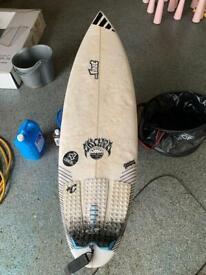 Lost pocket rocket surfboard