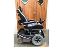Permobil Fully Reclining And Lift Electric Power Wheelchair Dual And SAP Control