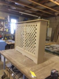 Brand new radiator grilles ,Brand new radiator mdf grilles, with magnetic catches for easy access