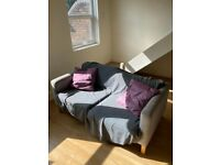 2 bed flat clearance in SE8 with all major furniture (sofa, beds, wardrobes...) in good condition